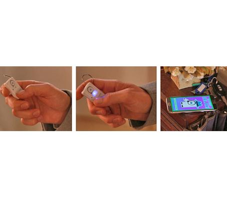 PHONE FINDER הכפתור מהפכני שימצא עבורכם את הטלפון - תמונה 3