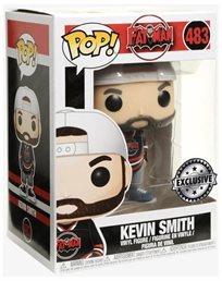 """Funko Pop - Kevin Smith """"Exclusive"""" (Fatman) 483  בובת פופ"""