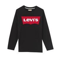 Levis חולצה(7-5 שנים) - שחור
