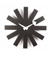 שעון קיר מעוצב ASTERISK CLOCK במגוון צבעים לבחירה BRADEX