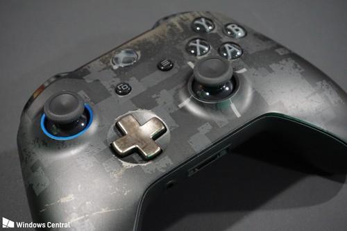 Xbox One S Controller PUBG Microsoft בקר גיים פאד מייקרוסופק - משלוח חינם - תמונה 2