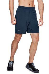 מכנס אימון קצר לגבר UNDER ARMOUR דגם 1304127-408 בצבע כחול