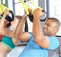 רצועות אימון מאסיביות מקבילות TRX לאימון גוף פונקציונלי בבית ובחוץ, לשיפור שיווי משקל וחיטוב הגוף