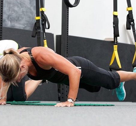 רצועות אימון מאסיביות מקבילות TRX לאימון גוף פונקציונלי בבית ובחוץ, לשיפור שיווי משקל וחיטוב הגוף - משלוח חינם - תמונה 6