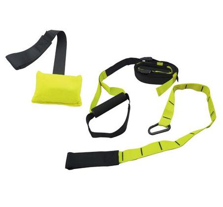 רצועות אימון מאסיביות מקבילות TRX לאימון גוף פונקציונלי בבית ובחוץ, לשיפור שיווי משקל וחיטוב הגוף - משלוח חינם - תמונה 2