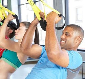 רצועות אימון מאסיביות מקבילות TRX