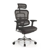 כיסא עבודה ארגונומי ואורטופדי פרימיום Ergohuman