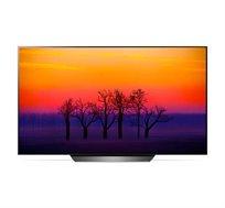 """טלוויזיה """"65 LG Smart TV בטכנולוגיית OLED רזולוציית 4K ובינה מלאכותית דגם OLED 65B8Y"""