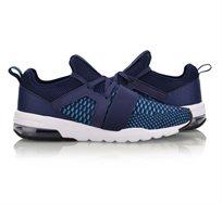 נעלי אימון לגברים Li Ning Bubble up Cushion Shoes בצבע כחול