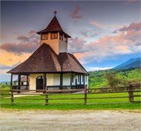 4 ימים של טיול מאורגן ברומניה כולל טיסות, מלונות וסיורים רק בכ-$476*