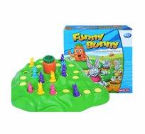משחק קופסא לילדים-תחרות ארנבים Funny Bunny