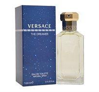 """בושם לגבר Versace Dreamer א.ד.ט 100 מ""""ל Versace - משלוח חינם!"""