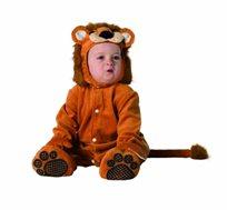 תחפושת לתינוקות בייבי אריה