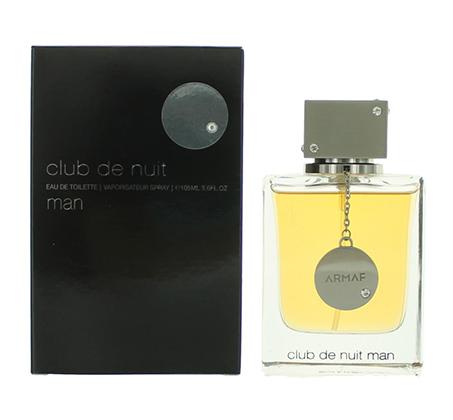 """בושם לגבר Club De Nuit א.ד.ט 105 מ""""ל"""