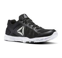 נעלי ריצה ריבוק לגברים REEBOK YOURFLEX TRAIN 9.0 MT BS8024 בצבע שחור