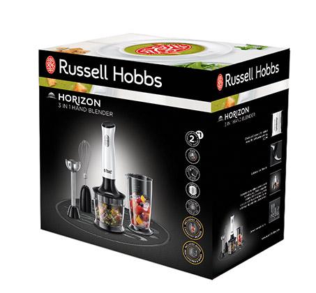 מוט בלנדר 3 ב-1 HORIZON Russell Hobbs דגם 24710-56 - תמונה 4