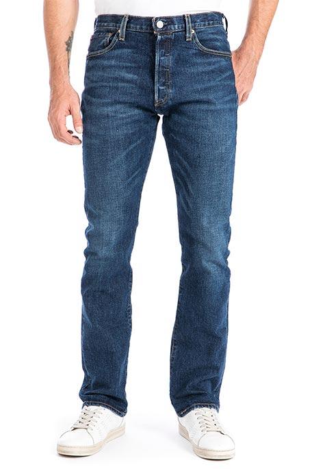 ג'ינס Levis 501-2713 לגבר - כחול