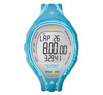 שעון ספורט דיגיטלי TIMEX דגם TS-5K590 עם תאורת INDIGLO בטכנולוגיית TAP SCREEN מסך מגע