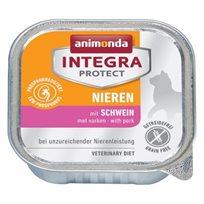 אנימונדה אינטגרה לכליות מזון רטוב רפואי לחתולים 16 יחידות