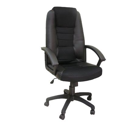 כיסא מנהלים מודרני דמוי עור דגם יובל