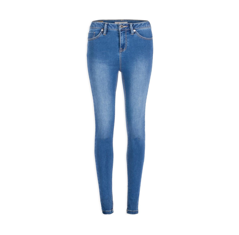ג'ינס סקיני סטרץ' MORGAN - במגוון צבעים לבחירה