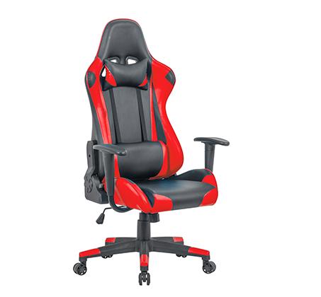 כסא גיימר דגם מארוול בריפוד דמוי עור לבית או למשרד HOMAX  - תמונה 5