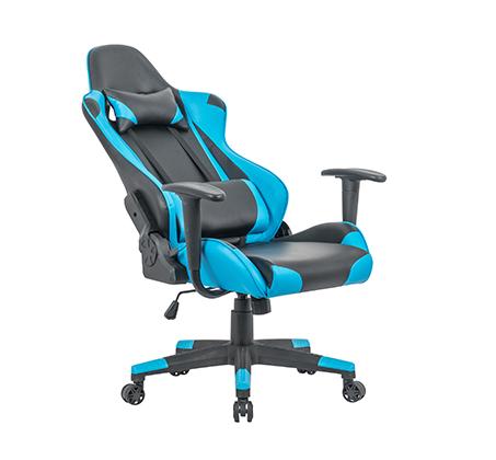 כסא גיימר דגם מארוול בריפוד דמוי עור לבית או למשרד HOMAX  - תמונה 2