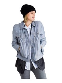 ג'קט בטלדרס ג'ינס הפוך בשני צבעים לבחירה