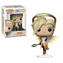Funko Pop - Mercy (Overwatch)  304 בובת פופ