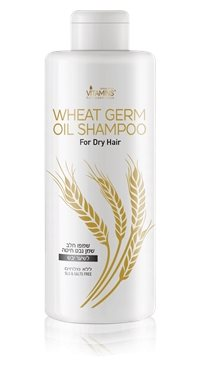 Vitamins Wheat Grem Oil Shampoo