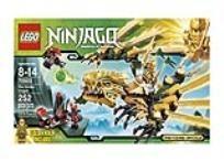 לגו נינג'ה גו - דרקון הזהב 70503