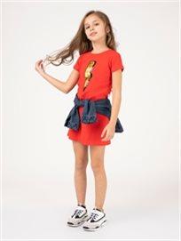 שמלת ברק פאייטים