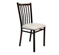 כסא מטבח בריפוד סקאי דגם גליל במבחר גוונים לבחירה