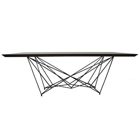 שולחן עץ משולב מהודר וייחודי דגם סיון