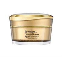 אייג' ריקאברי קרם אקטיבי למילוי קמטים, הוספת נפח ופיסול פנים Prestige Age Recovery
