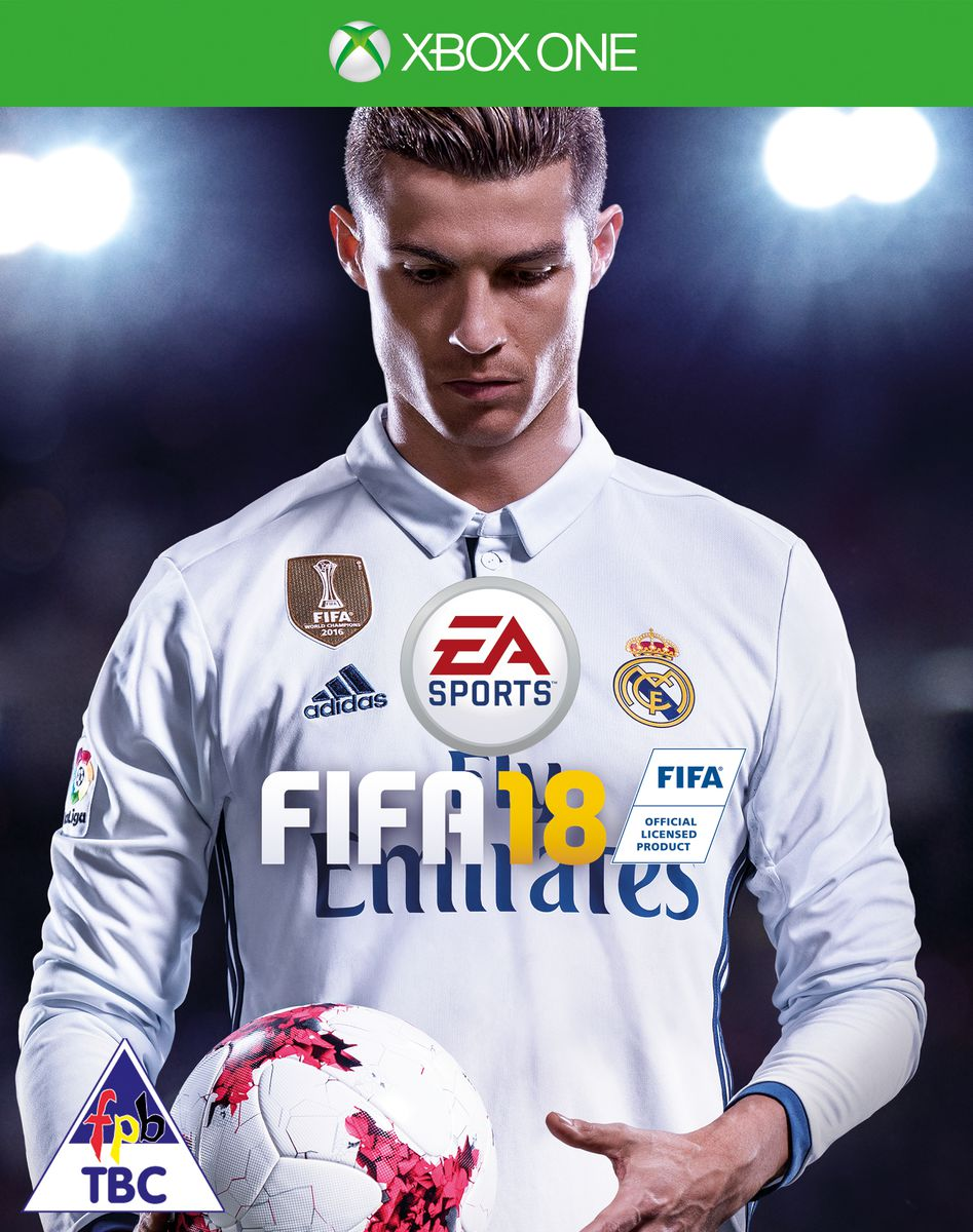 משחק  FIFA 18 לקונסולת XBOX