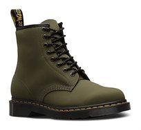 נעלי גברים דגם 1460 ברודר 23923355 בצבע ירוק זית