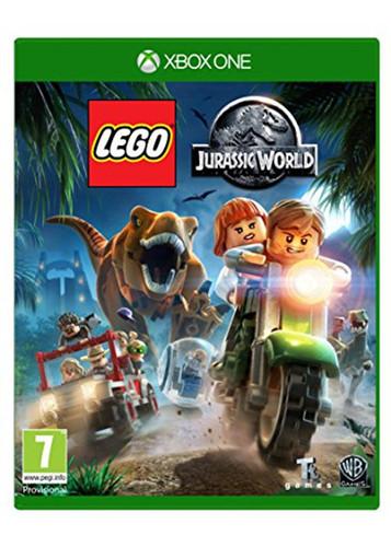 Lego Jurassic World Xbox One במלאי!