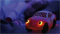 מכונית הדימדומים - מנורת שינה וצעצוע מקולקציית האורות