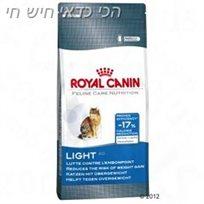 מזון לחתולים שמנים רויאל קנין לייט 10 ק''ג Royal Canin