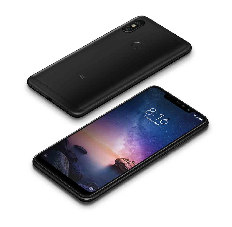 סמארטפון Redmi NOTE 6 PRO Xiaomi מסך