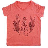 חולצה No Biggie לילדים (8 שנים-Nb) אפרסק