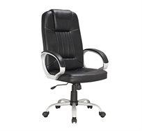 כסא משרדי דמוי עור דגם אקזקיוטיב