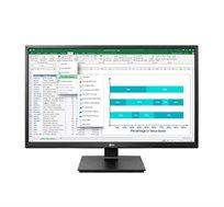 """מסך מחשב """"LED 23.8 ברזולוציית Full HD דגם 24BK550Y-B"""