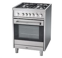 """תנור משולב מולטיסיסטם טורבו אקטיבי ברוחב 60 ס""""מ ומבער טורבו Bellers בעל דירוג אנרגטי A"""