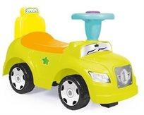 בימבה מכונית 2 ב 1 עם הליכון - ירוק