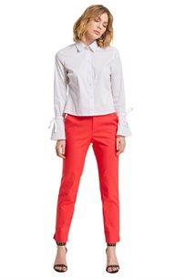 מכנסי בד Ankle grazer MORGAN - צבע לבחירה