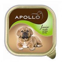 12 אפולו מעדן לכלב גור 150 גרם