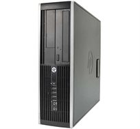 מחשב נייח HP דגם 8200 עם מעבד I5 זיכרון  16GB דיסק 240SSD GB + 500GB מערכת WIN 10 אחריות לשנה מחודש