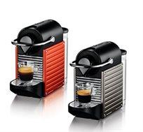 מכונת קפה דגם Pixie C-60 החדשה מבית Nespresso +החזר כספי לרכישת קפסולות בשווי ₪100 - משלוח חינם!
